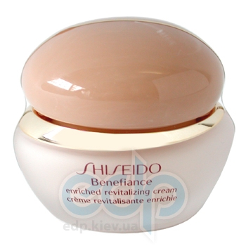 Shiseido -  Face Care Benefiance Enriched Revitalizing Cream -  40 ml