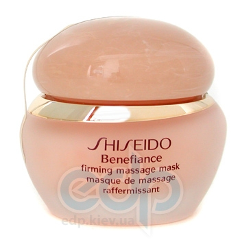 Shiseido -  Face Care Benefiance Firming Massage Mask -  50 ml