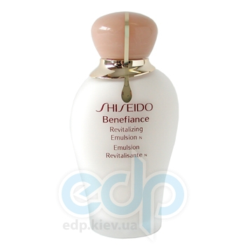 Shiseido -  Face Care Benefiance Revitalizing Emulsion -  75 ml