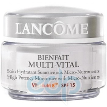 Lancome -  Face Care Bienfait Multi-Vital Cream (Dry Skin) -  50 ml