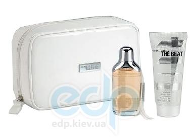 Burberry The Beat -  Набор (парфюмированная вода 75 + лосьон-молочко для тела 150 + косметичка)