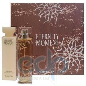 Calvin Klein Eternity Moment -  Набор (парфюмированная вода 50 ml + лосьон-молочко для тела 30 + гель для душа 30)