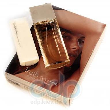 Calvin Klein Truth -  Набор (парфюмированная вода 100 + лосьон-молочко для тела 100)