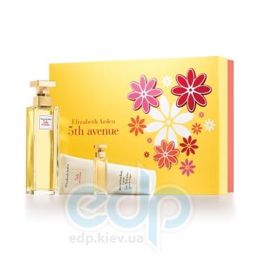Elizabeth Arden 5th Avenue -  Набор (парфюмированная вода 125 + лосьон-молочко для тела 100 + mini)