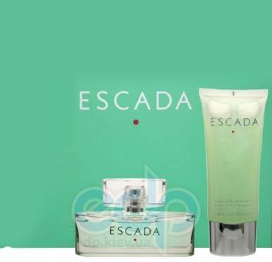 Escada -  Набор (парфюмированная вода 30 + лосьон-молочко для тела 100)