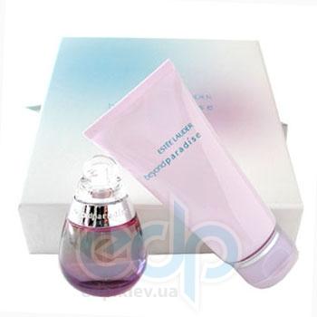 Estee Lauder Beyond Paradise -  Набор (парфюмированная вода 100 + лосьон-молочко для тела 100 + mini + сумка)