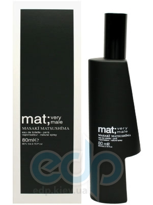 Masaki Matsushima Mat Very Male - туалетная вода - 40 ml