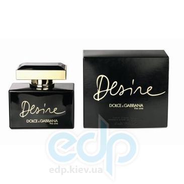 Dolce Gabbana The One Desire - Набор (парфюмированная вода 50 ml + лосьон-молочко для тела 100 ml)