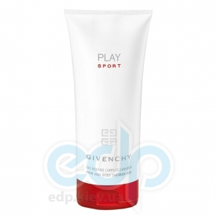 Givenchy Play Sport -  гель для душа - 200 ml