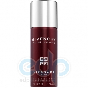Givenchy pour homme -  дезодорант - 150 ml