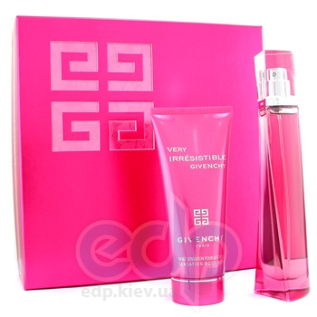 Givenchy Very Irresistible -  Набор (туалетная вода 50 ml + туалетная вода 15 ml)