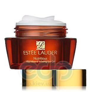 Estee Lauder Nutritious Vita-Mineral Infusing Eye Gel - питательная крем-маска - 15 ml Tester