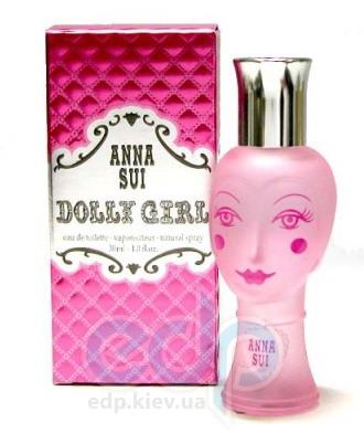 Anna Sui Dolly Girl - туалетная вода - 75 ml
