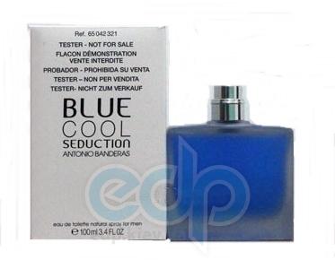 Antonio Banderas Blue Cool Seduction for Men - туалетная вода - 100 ml TESTER