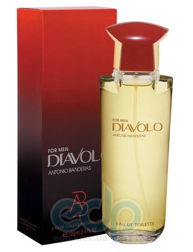 Antonio Banderas Diavolo Men - туалетная вода - 50 ml