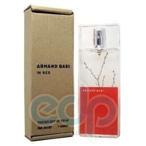 Armand Basi In Red - туалетная вода - 100 ml TESTER