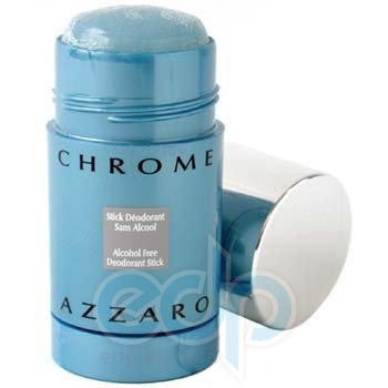 Azzaro Chrome -  дезодорант стик - 75 ml