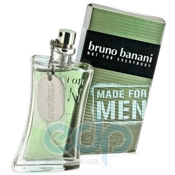Bruno Banani Made For Men - туалетная вода - 50 ml
