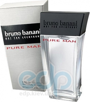 Bruno Banani Pure Man - туалетная вода - 50 ml