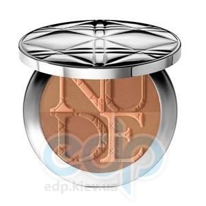 Пудра компактная Christian Dior - Diorskin Nude Tan Healthy Glow Enhancing Powder №004 Sunset