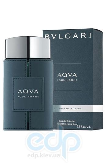 Bvlgari Aqua Edition De Voyage - туалетная вода - 75 ml