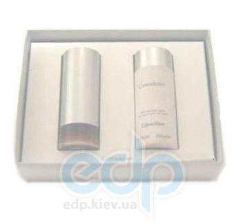 Calvin Klein Contradiction For Women -  Набор (парфюмированная вода 30 + лосьон-молочко для тела 100)