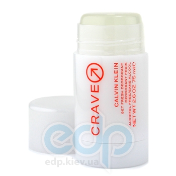 Calvin Klein Crave -  дезодорант стик - 75 ml