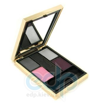 Тени для век Yves Saint Laurent - Ombres 5 Colors Harmony For Eyes №08 Midhigt TESTER