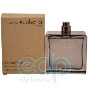 Calvin Klein Euphoria Men Intense - туалетная вода - 100 ml TESTER