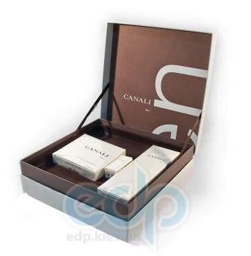 Canali Men -  Набор (туалетная вода 100 + mini 5 + пена 200)