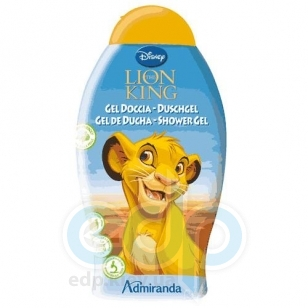Admiranda Lion King -  Гель для душа  -  250 ml (арт. AM 71830)