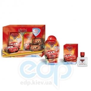 Admiranda Cars2 - Набор подарочный  (Туалетная вода Cars2 50 ml+Гель для душа Cars2 300 ml) (арт. AM 71639)