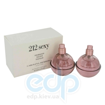 Carolina Herrera 212 Sexy - парфюмированная вода - 100 ml TESTER