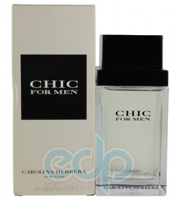 Carolina Herrera Chic for men - после бритья - - 100 ml