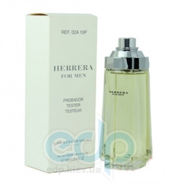 Carolina Herrera Herrera for men - туалетная вода - 100 ml TESTER