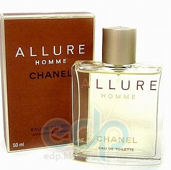 Chanel Allure Homme - туалетная вода - 100 ml