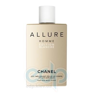 Chanel Allure Homme Edition Blanche -  гель для душа - 200 ml