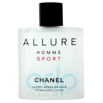 Chanel Allure homme Sport - лосьон после бритья - 100 ml