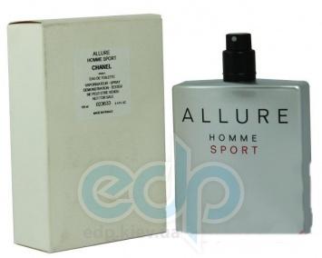 Chanel Allure homme Sport - туалетная вода - 50 ml TESTER (без коробки)