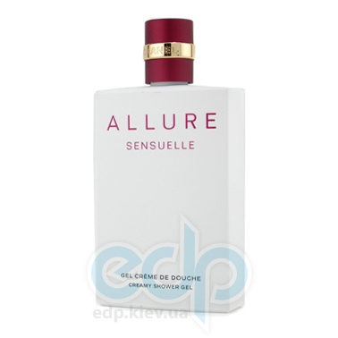 Chanel Allure Sensuelle -  гель для душа - 200 ml