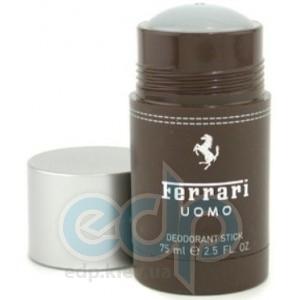 Ferrari Uomo -  дезодорант стик - 75 ml