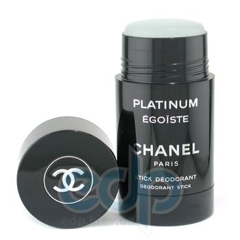 Chanel Egoiste Platinum -  дезодорант стик - 75 ml