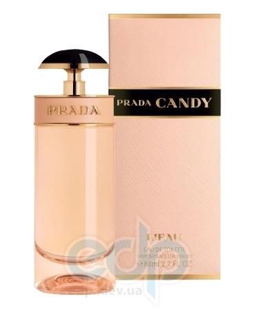 Prada Candy LEau - Набор (туалетная парфюмерия 50 + лосьон-молочко для тела 75)