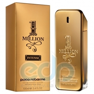 Paco Rabanne 1 Million Intense - туалетная вода - 100 ml TESTER