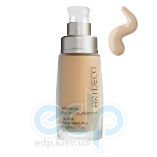 Тональный крем для лица Artdeco - Mineral Fluid Foundation №25 Beige Rose - 30 ml