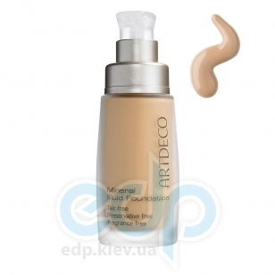 Тональный крем для лица Artdeco - Mineral Fluid Foundation №15 Soft Caramel - 30 ml
