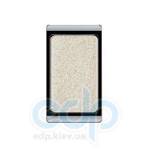 Тени перламутровые для век Artdeco - Glam Stars Eye Shadow №608 Glam Star White