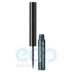 Подводка для век Artdeco - Liquid Star Liner №18 Green - 1.8 ml