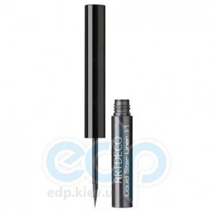 Подводка для век Artdeco - Liquid Star Liner №11 Anthracite - 1.8 ml