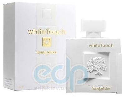 Franck Olivier White Touch Woman - парфюмированная вода - 100 ml TESTER